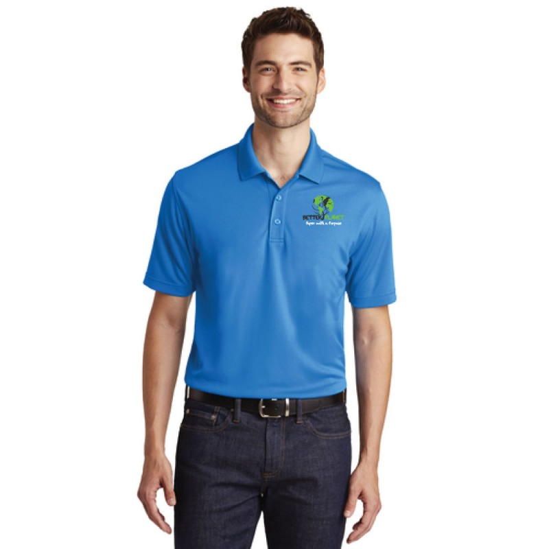 Port Authority® Dry Zone® UV Micro-Mesh Polo