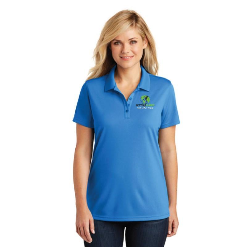 Port Authority® Ladies Dry Zone® UV Micro-Mesh Polo